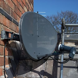 Satellite Systems Installed By Sky And Freesat Dish Fitters